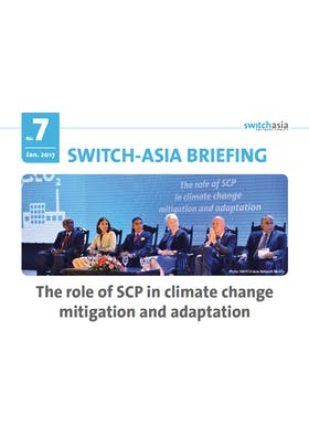 The role of SCP in climate change mitigation and adaptation