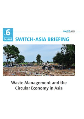 Waste management and the circular economy in Asia