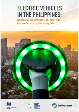 Electric vehicles in the Philippines: Business opportunities, market barriers, and policy signals