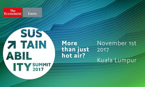 Executive Summary Sustainability Summit Asia 2017