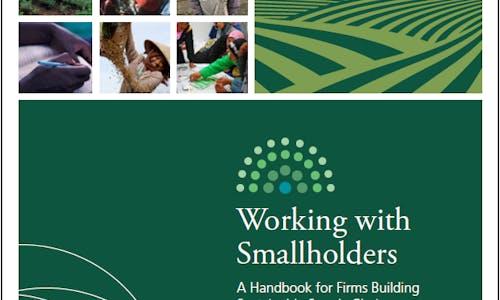 Working with Smallholders Handbook