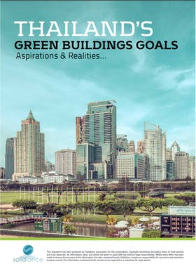 Thailand's green building goals: Aspirations vs Realities
