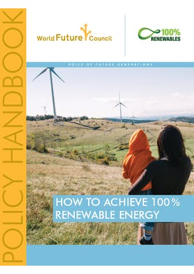 How to achieve 100 per cent renewable energy