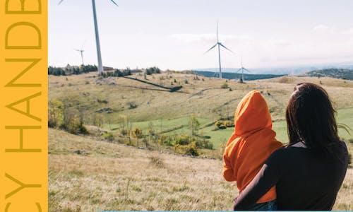 How to achieve 100 per cent renewable energy