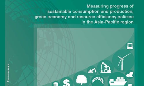 Indicators for a resource efficient and green Asia and the Pacific