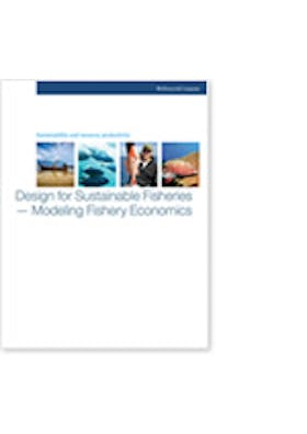 Design for sustainable fisheries—modeling fishery economics