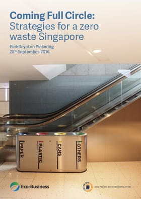 Coming full circle: Strategies for a zero waste Singapore