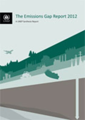 The Emissions Gap Report 2012