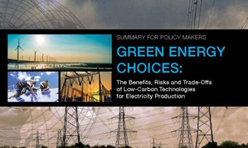 Green energy choices: The benefits, risks and trade-offs of low-carbon technologies for electricity