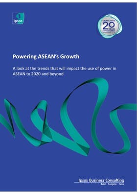 Powering Asean's Growth: Trends that will impact the way Asean uses power to 2020