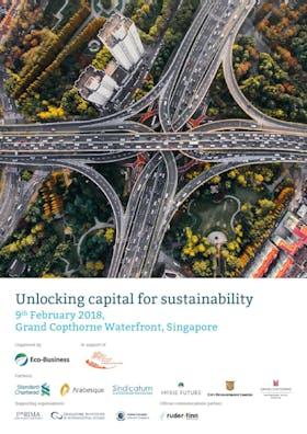 Unlocking capital for sustainability