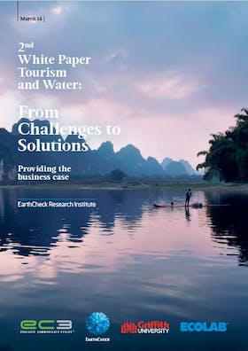 2nd White Paper Tourism and Water: From Challenges to Solutions