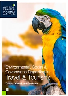 Environmental, social, and governance reporting in travel & tourism: Trends, outlook, and guidance