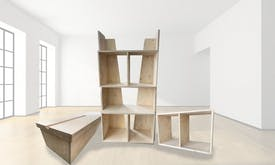 Looking for eco-friendly burial options? Lay to rest in a bookshelf-coffin