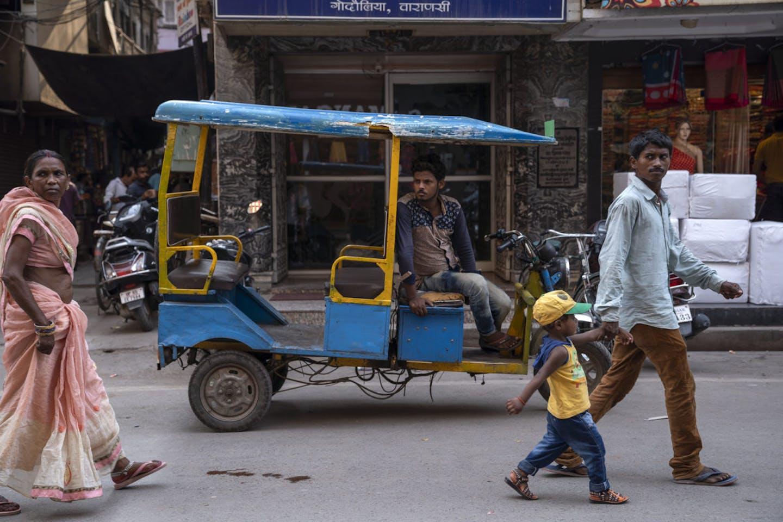 toto in Varanasi