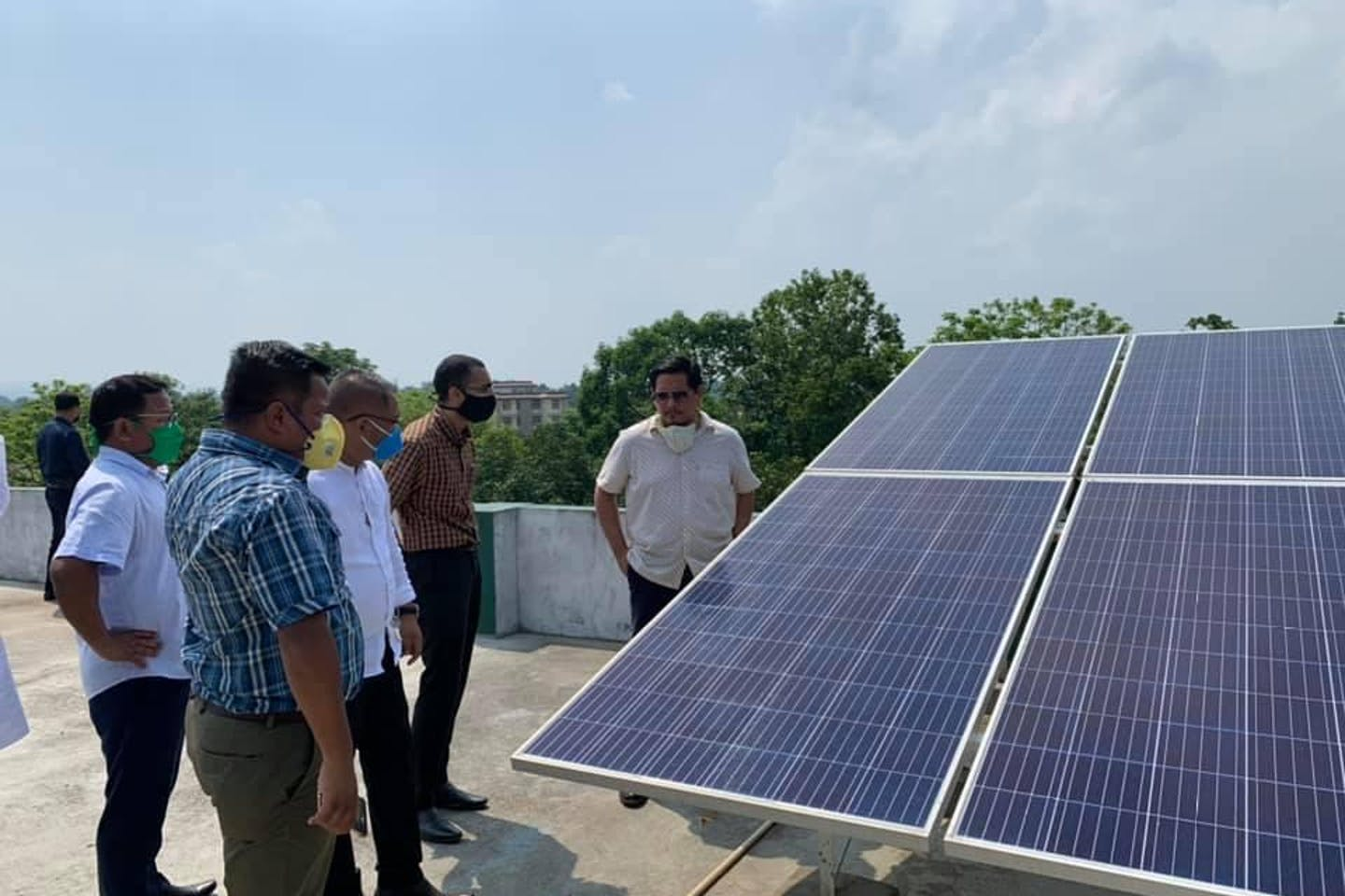 SELCO foundation solar hospital india
