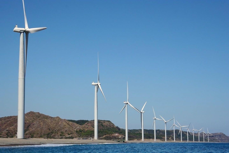 Philippines wind farm