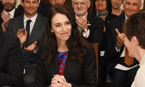 New Zealand PM Ardern urged to apply crisis skills to climate change