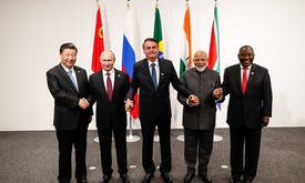 Brics turns ten