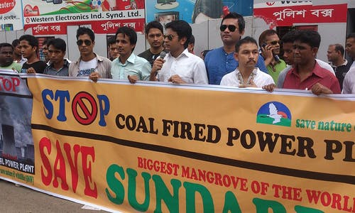 Lack of finance forces Bangladesh to consider shelving coal