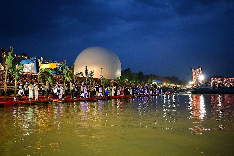 Brahmaputra festival India