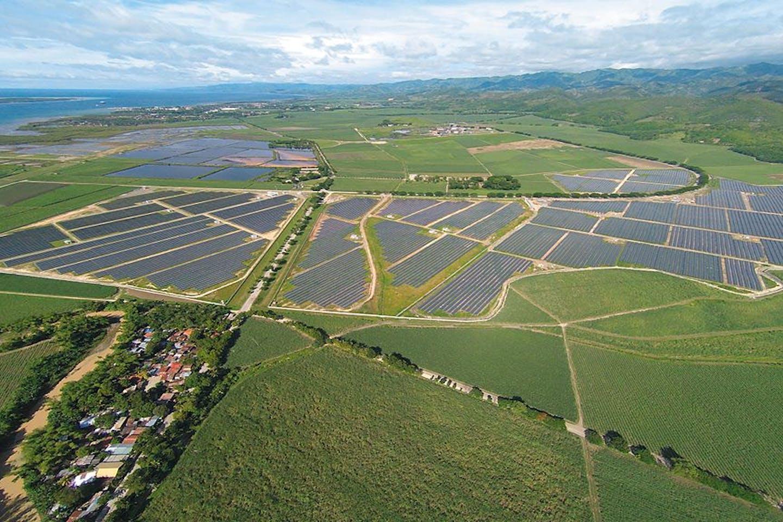 SaCaSol solar park