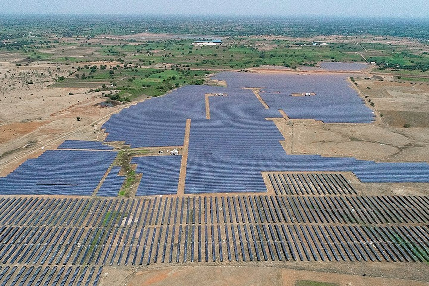 Solar power in the state of Maharashtra in India