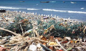 Waste plastic cascade could triple in 20 years