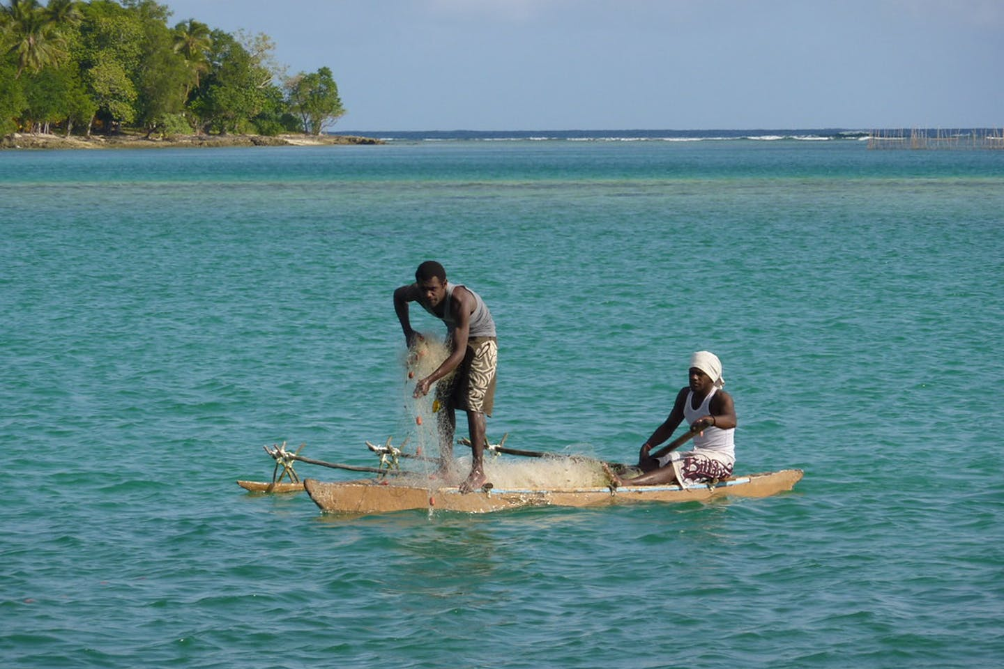 fishing vanuatu south pacific