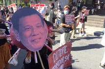 Duterte's Covid-19 recovery plan criticised for excluding clean energy policies