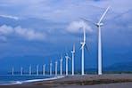 Bangui wind farm, Philippines
