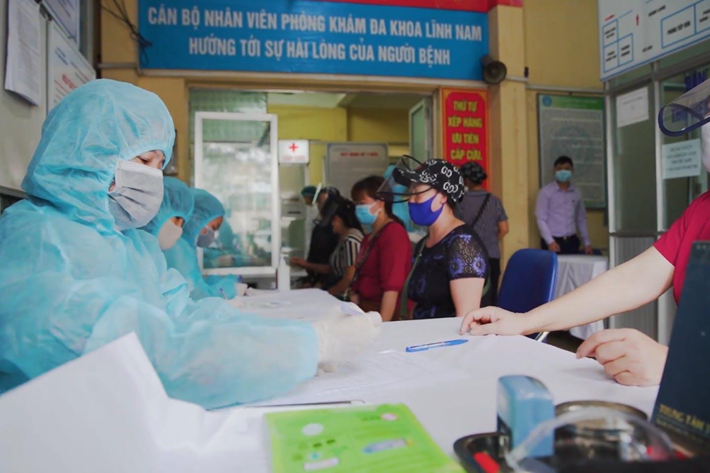 covid testing in vietnam