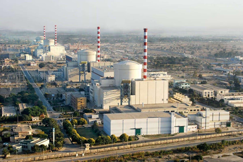 Chasma nuclear power plant