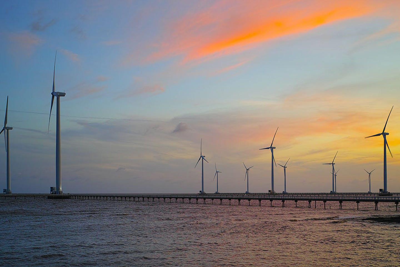 [Vietnamese] Wind Power Farm