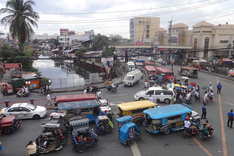 tondo manila traffic