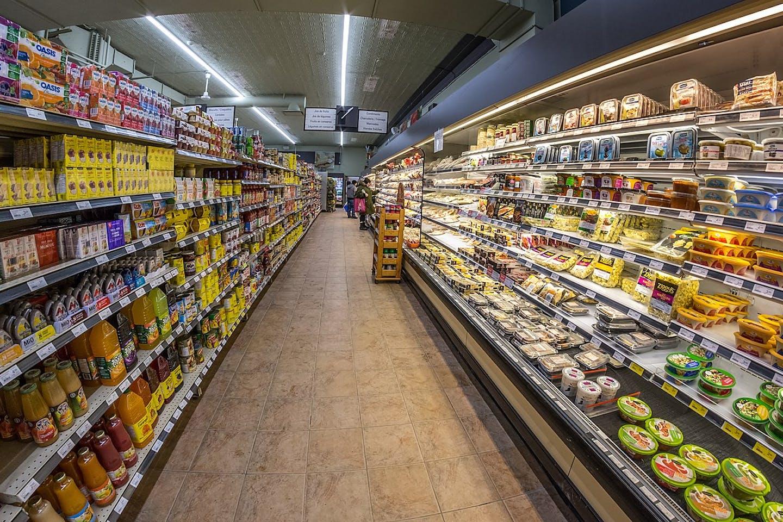 supermarket in canada