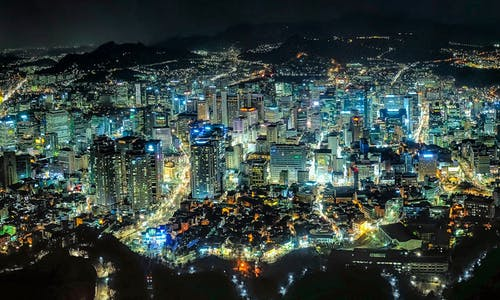 In East Asian first, South Korea announces ambitions to reach net zero by 2050