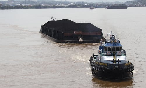 Mining leads to flooding in Indonesian coal capital