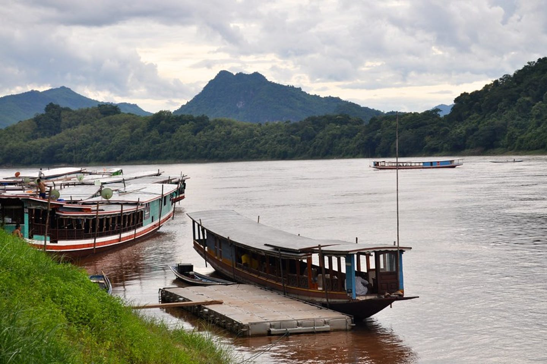 Mekong River Laos
