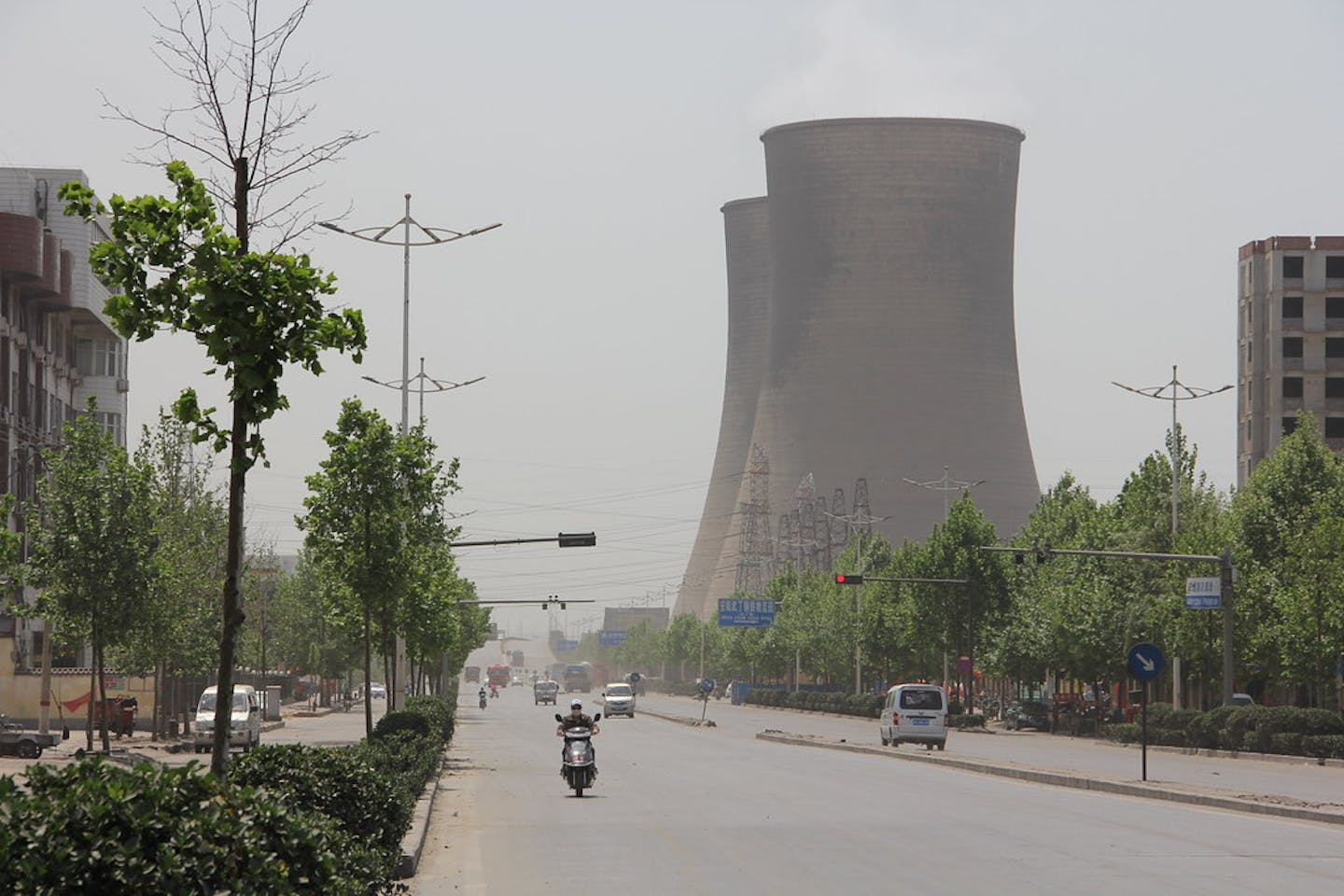 coal plant henan china2