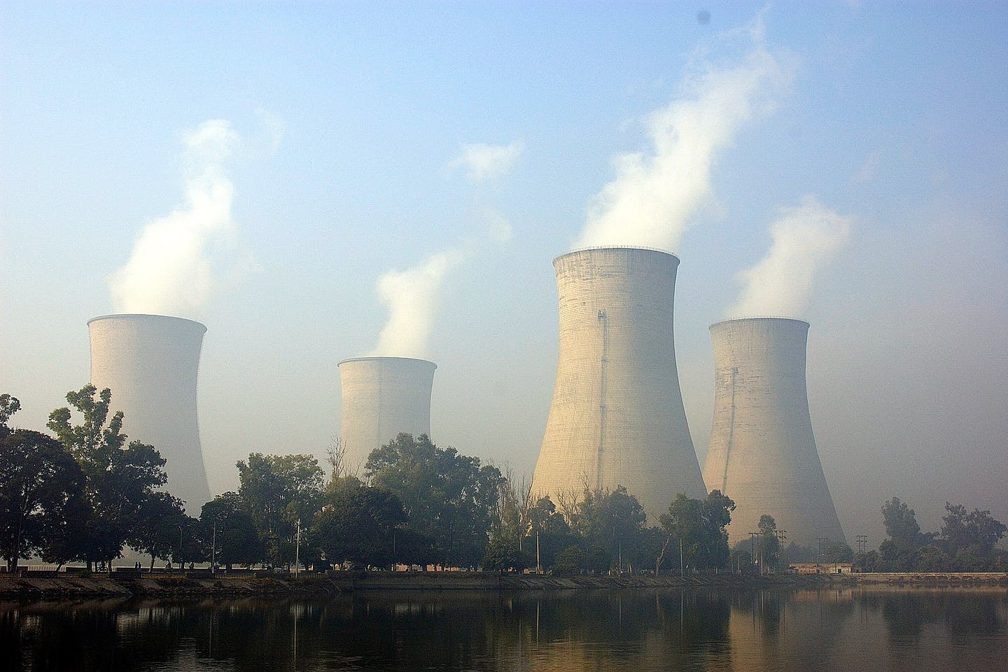 Punjab power plant