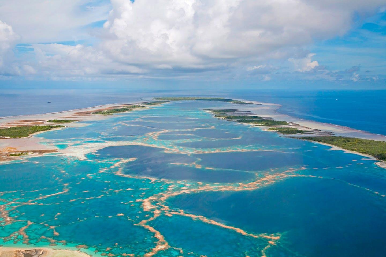 The Millennium Atoll