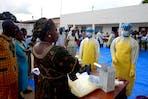 guinea frontline workers
