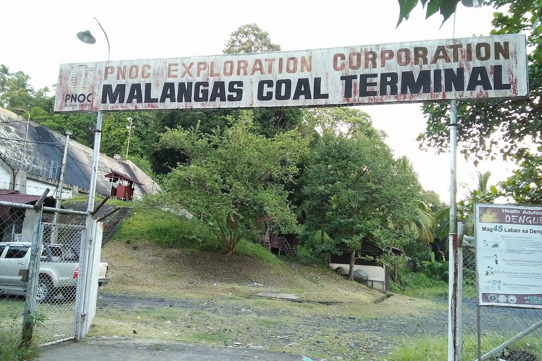 Malangas Zamboaga, Sibugay PNOC Coal mine