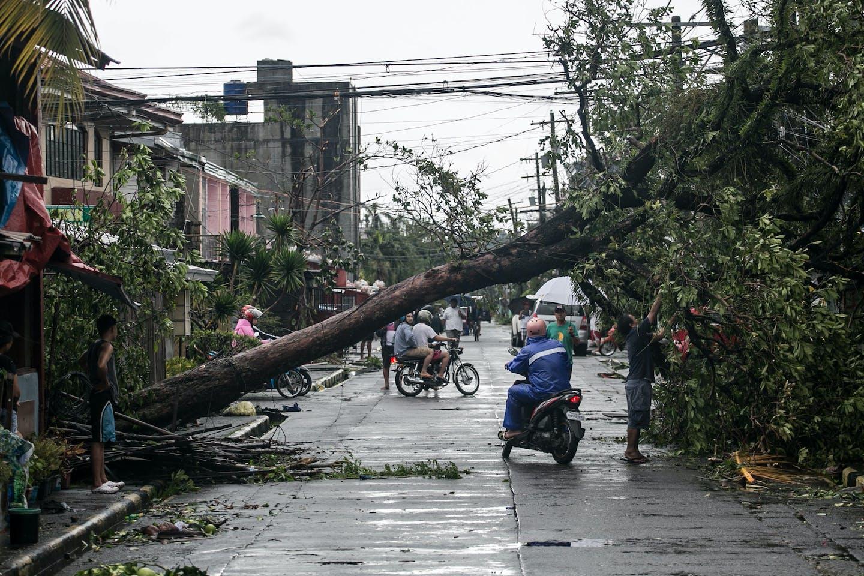 typhoon kammuri albay philippines
