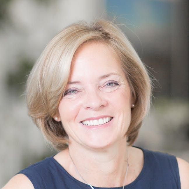 Lisa Bate, chair, WorldGBC