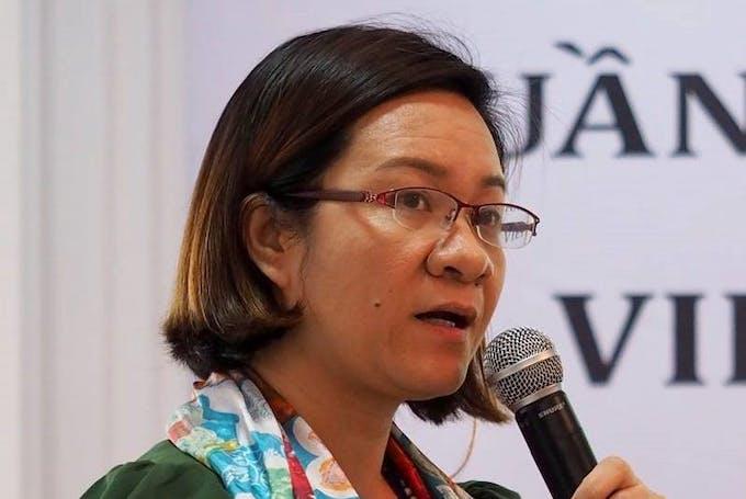 vietnam climate activist