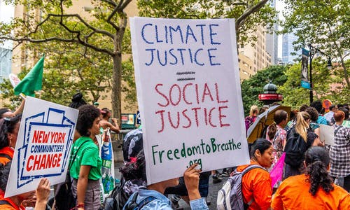 Climate justice and human rights movements must go hand-in-hand