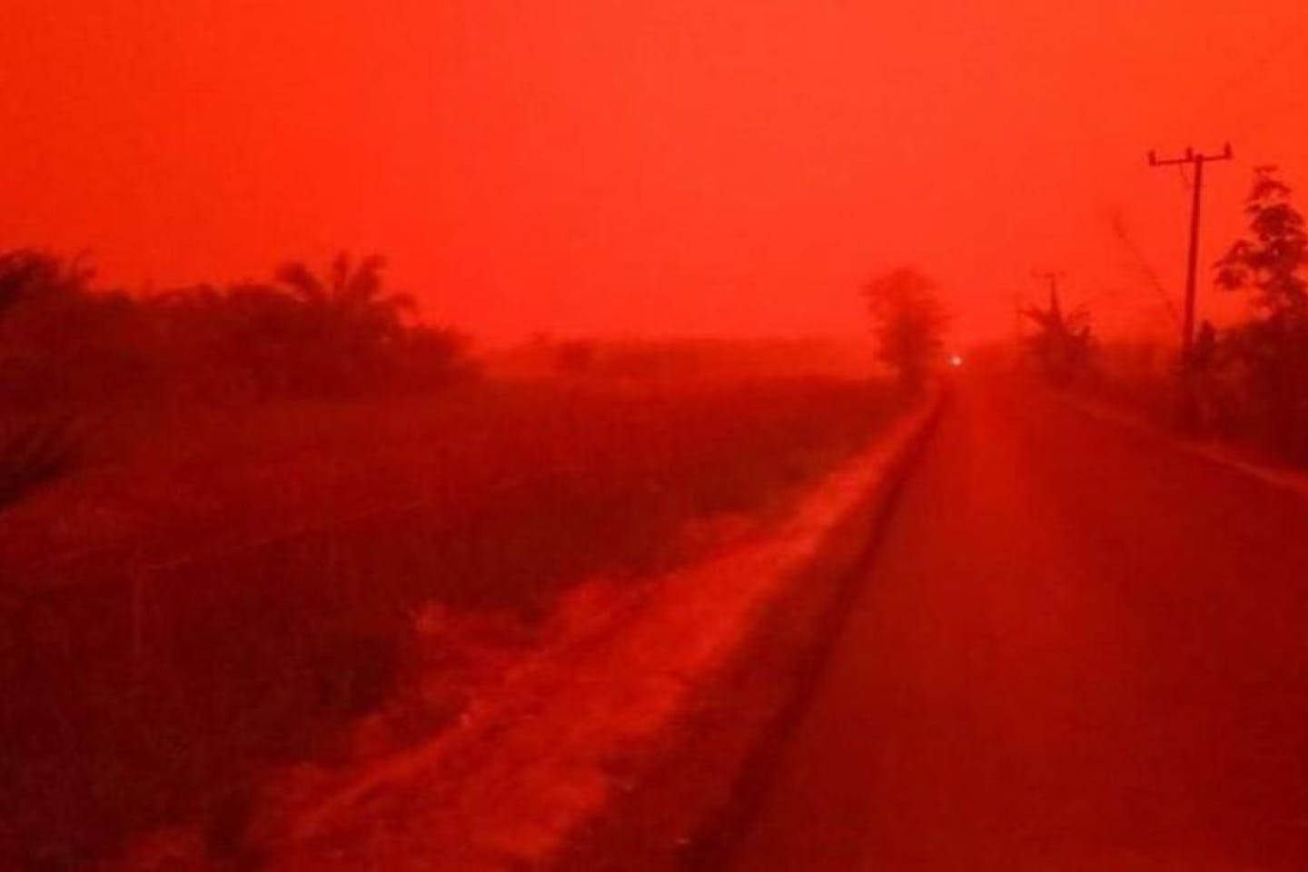 haze 2019 indonesia jambi