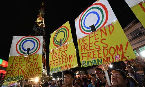 Why the shutdown of the Philippines' largest TV network is a blow to environmental journalism